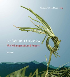 Whanganui Vol 1 Front Cover